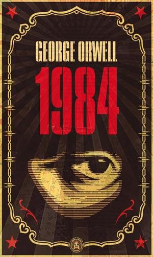 джордж оруэлл 1984 книга скачать fb2