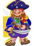 Кровожадный пират