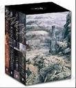 The Hobbit. The Lord Of The Rings. В 4 книгах. Комплект из 4 книг