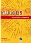 Parallelen 5. Deutsch als 2 Fremdsprache. Учебник для 5 класса (+ 1 MP3 CD-ROM)