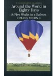 Around the World in Eighty Days. Five Weeks in a Balloon