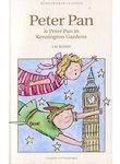 Peter Pan. Peter Pan in Kensington Gardens