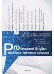 Professional english. Information technology language