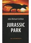 Jurassic Park. Парк Юрского периода. Адаптированная книга для чтения на английск
