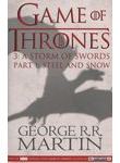 Game of Thrones: A Storm of Swords: Part 1: Steel and Snow